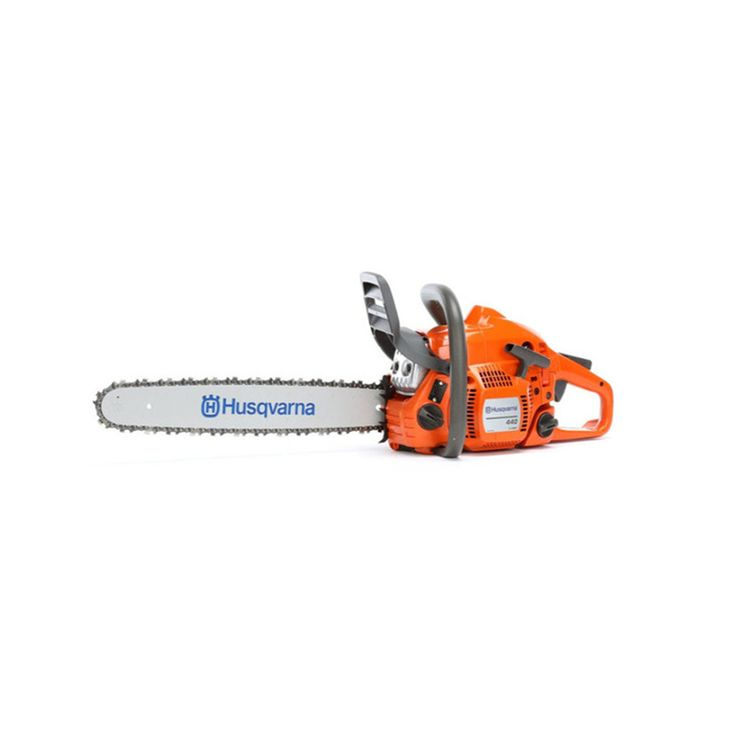 Any chain saw would do.  Husqvarna 440 Series 40.9-cc 2-Cycle 18-in Gas Chainsaw $299