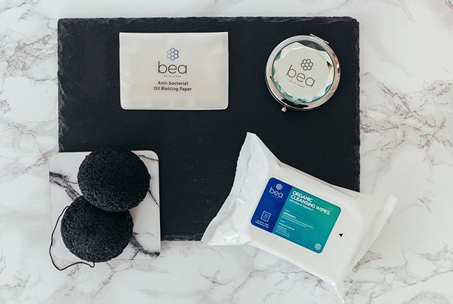 Have you stocked up on your skincare essentials? Check out our range including Organic Cleansing Wipes and Anti-bacterial Oil Blotting Paper perfect for summer and the festival season keeping your skin radiant, matte and healthy on the go…