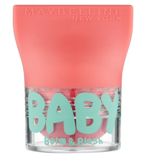 Maybelline Baby Lips Balm and Blush Innocent Peach - Boots