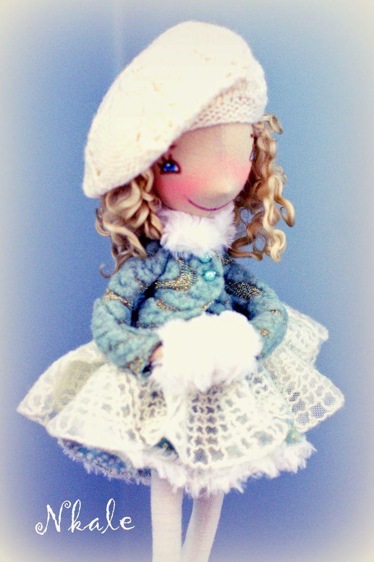 NKALE :-) В каждой игрушке сердце: Снегурочка