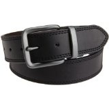 Levi's Mens 40mm Reversible Leather Belt, Black/Brown, Large (Apparel)By Levi's