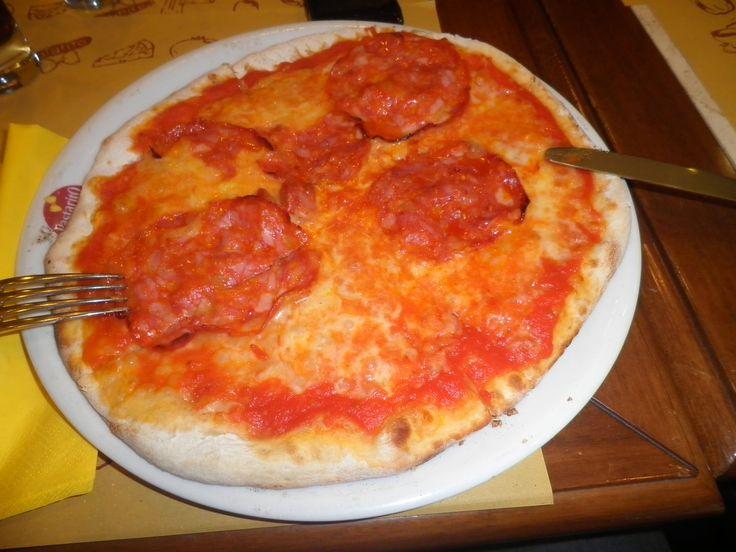 Prawdziwa pizza, Włoska - margarita
