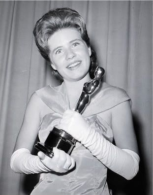 Patty Duke won an Oscar in 1963 for her portrayal of Helen Keller in The Miracle Worker.
