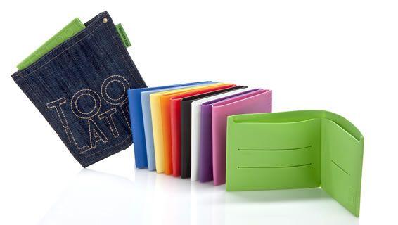Too Late original wallet