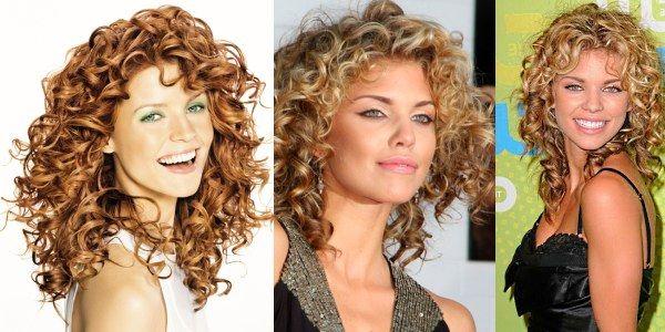как красиво уложить волнистые волосы средней длины - Поиск в Google
