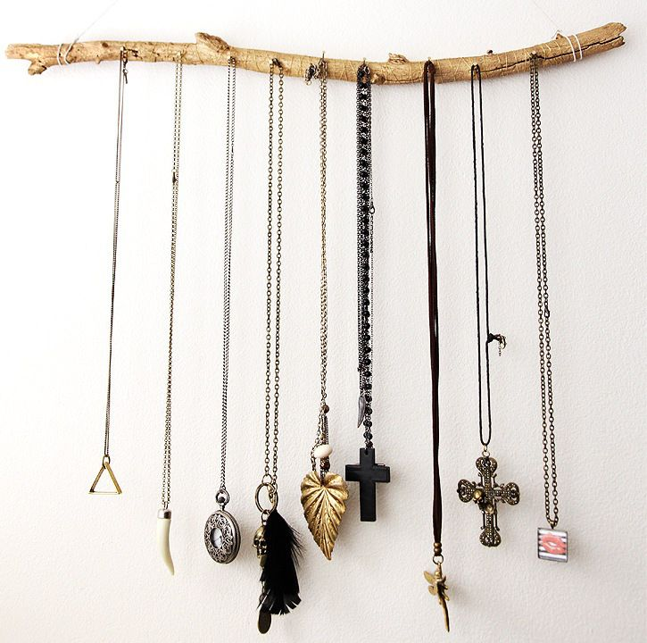 23 Jewelry Display DIYs!   Sincerely Yours