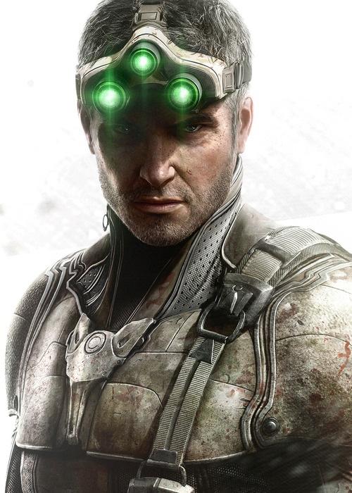 Sam Fisher of Splinter Cell: Blacklist