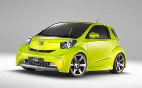 Toyota iQ Sport 2009