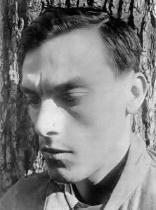 Arseniy Alexandrovich Tarkovsky, a major Russian poet, father of the well-known Russian filmmaker Andrei Tarkovsky. Many of his poems were used in his son's films.