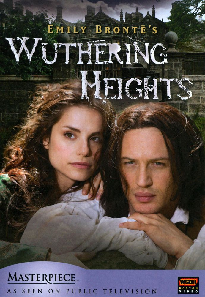 Wuthering Heights [DVD] [2009] in 2020 Wuthering heights