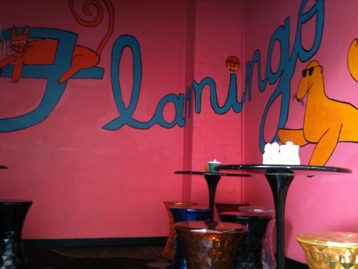 namesake. flamingo cafe, fortitude valley
