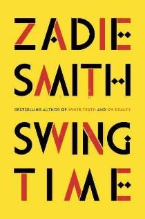 T. Zaide Smith- Swing Time.    ............................................#zadiesmith#bog#bøger#books#novel#roman#reading#læsning#kitap#edebiyat#yazar