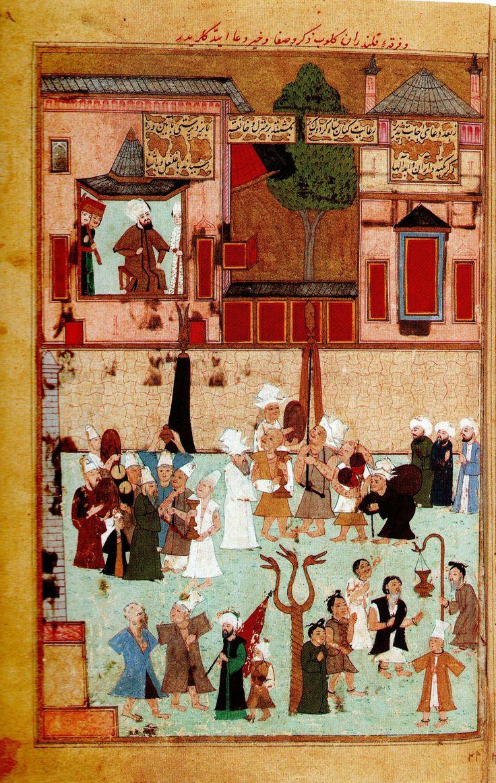 Dervishes-Şehinşehname-1592
