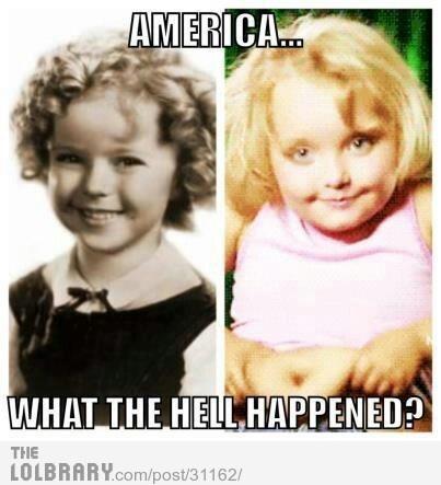 What Happened? #america #honeybooboo