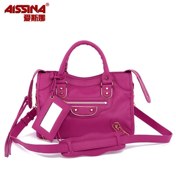 2014 spring and summer limited edition Small motorcycle bag messenger bag female handbag