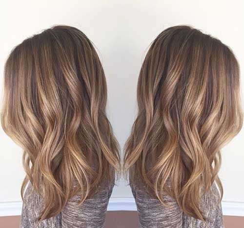 40+ Best light brown hair color