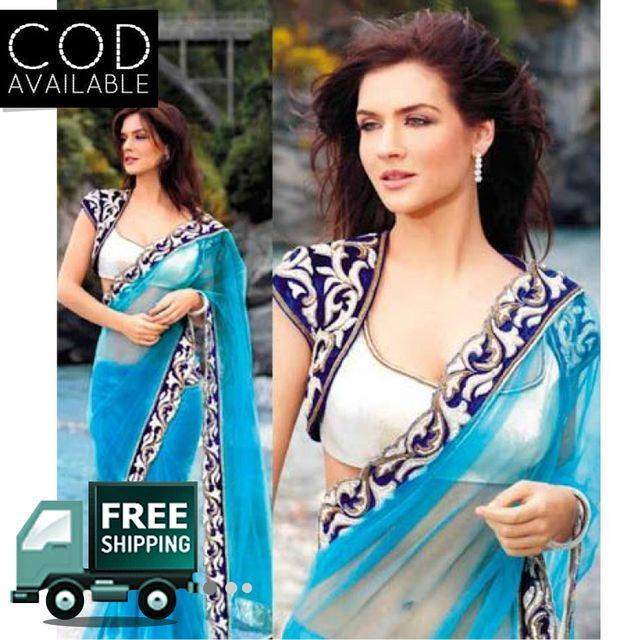 The leading online Shopping store, EBazar.Ninja is offering a wide variety of designed Bollywood sarees at reasonable price. We have exclusive collection in bollywood saree in different color, designs and many more option available in sarees. Click here to shop now: http://www.ebazar.ninja/browse/bollywood-sarees
