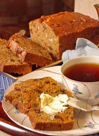 Sweet Potato Quick Bread