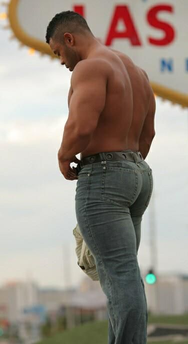 Muscle ass fetish pics 36