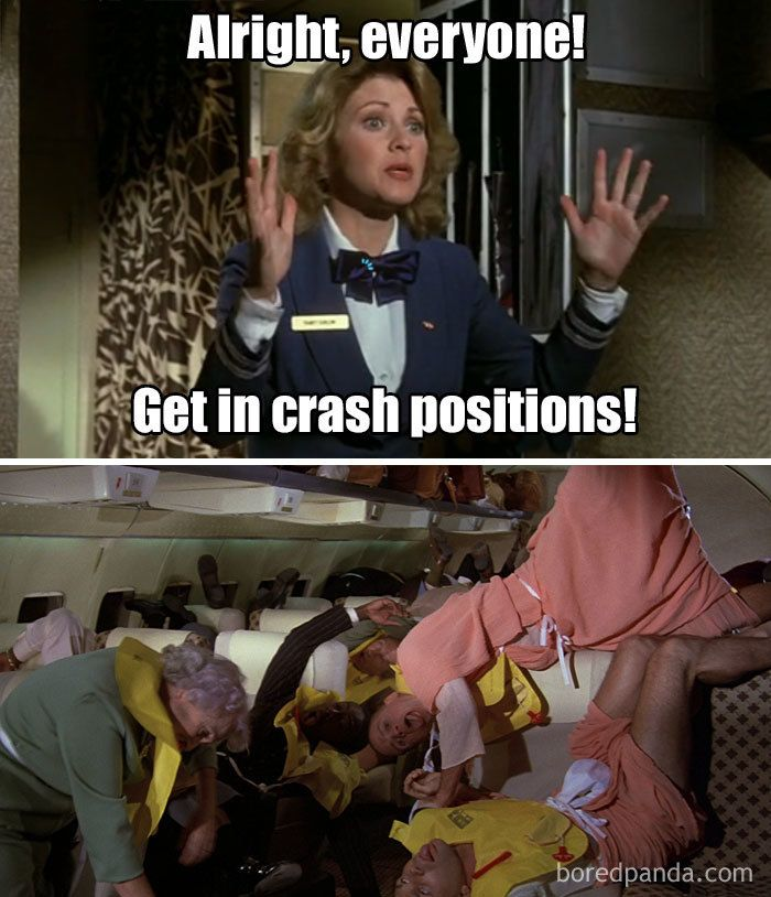 30 Airplane Moments To Prove That Good Humor Doesn T Age Funny