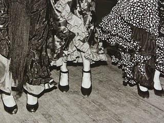simple comfy flamenco shoes