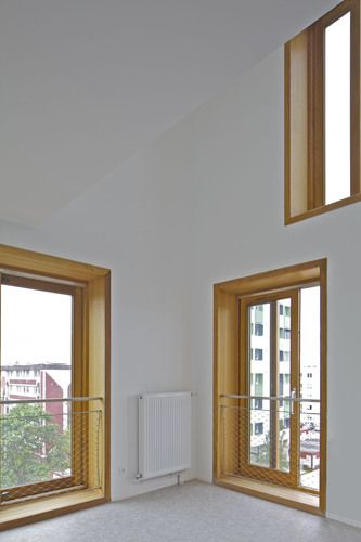FRES architectes > Laurent Gravier + Sara Martin Camara — 23 dwellings