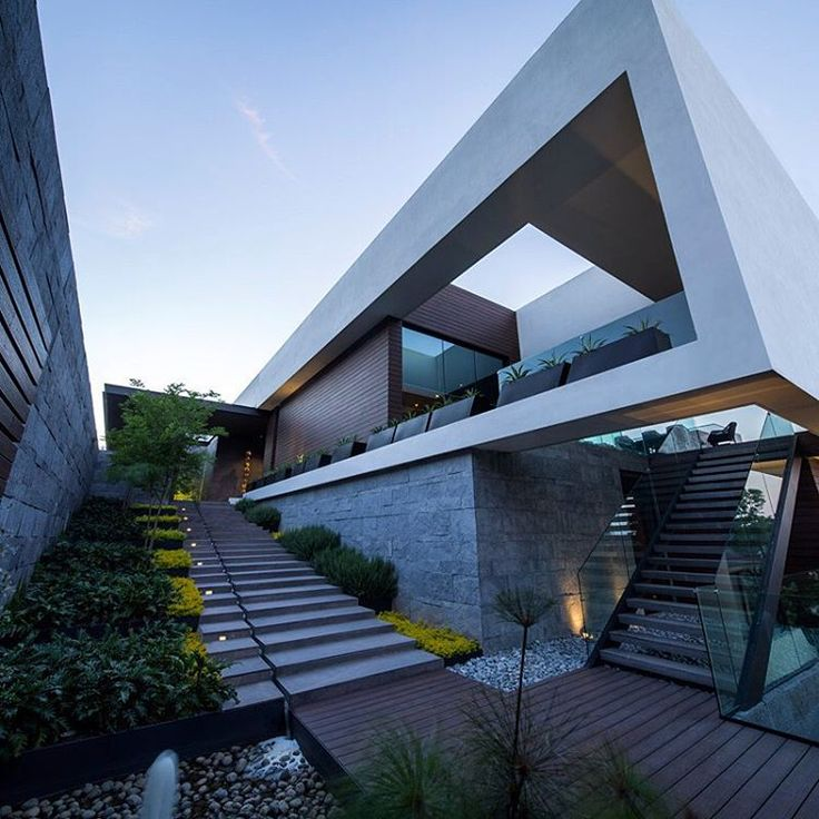 Modern Architecture Mexico 145 best modern exterior design images on pinterest | facades