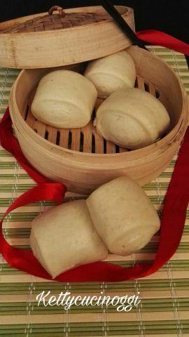 Mantou panini cinesi