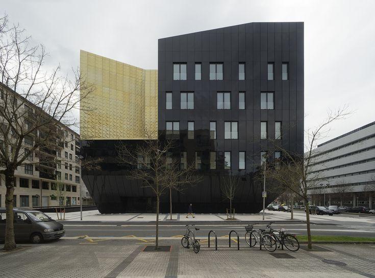 Galería de Musikene / GA + Atxurra Zelaieta Arquitectos - 11