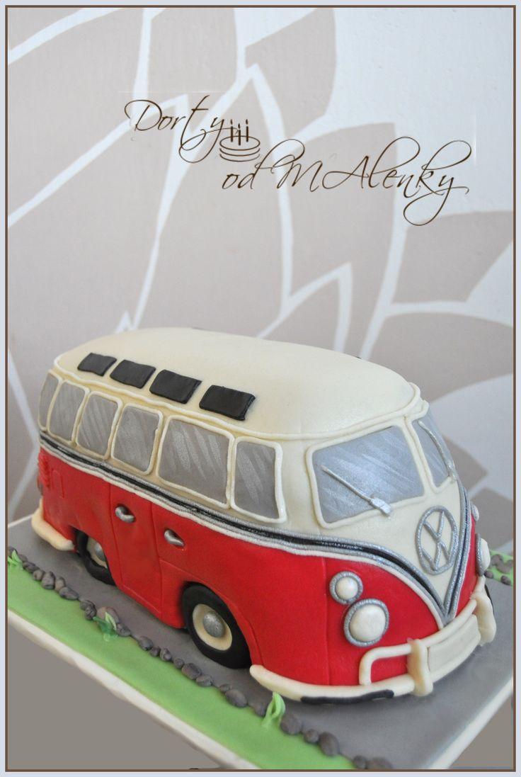 Transporter T1, cake car