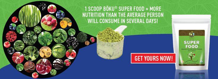 Boku | Organic, Vegan, Kosher, Gluten-Free Nutrition