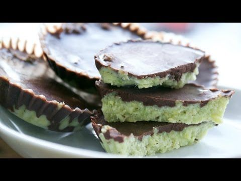 Dark Chocolate Avocado Fat Bombs - YouTube
