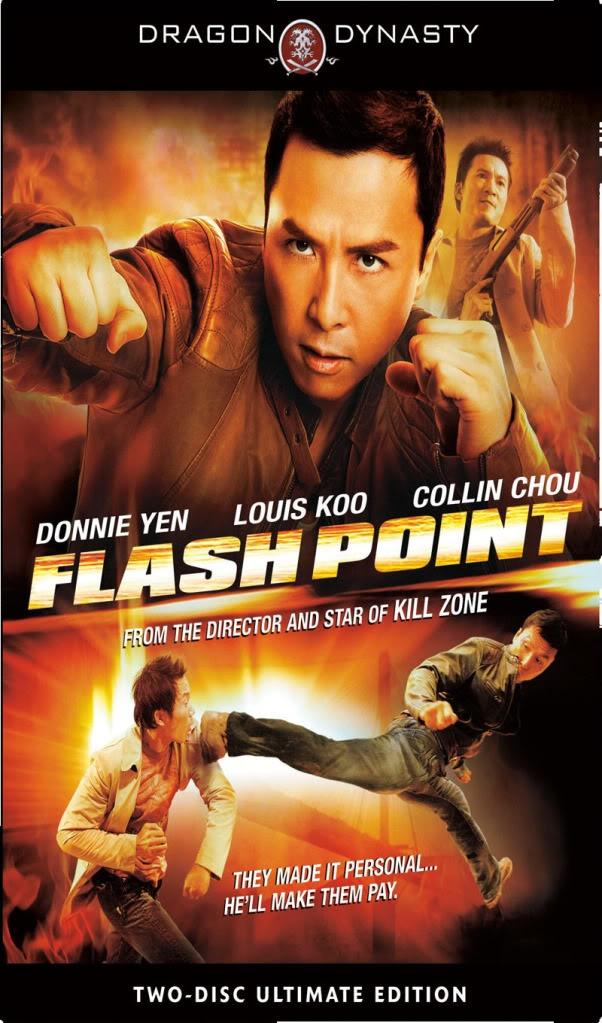Donnie Yen - bad ass movie