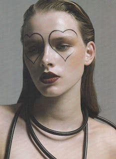 #hearts #beauty #makeup