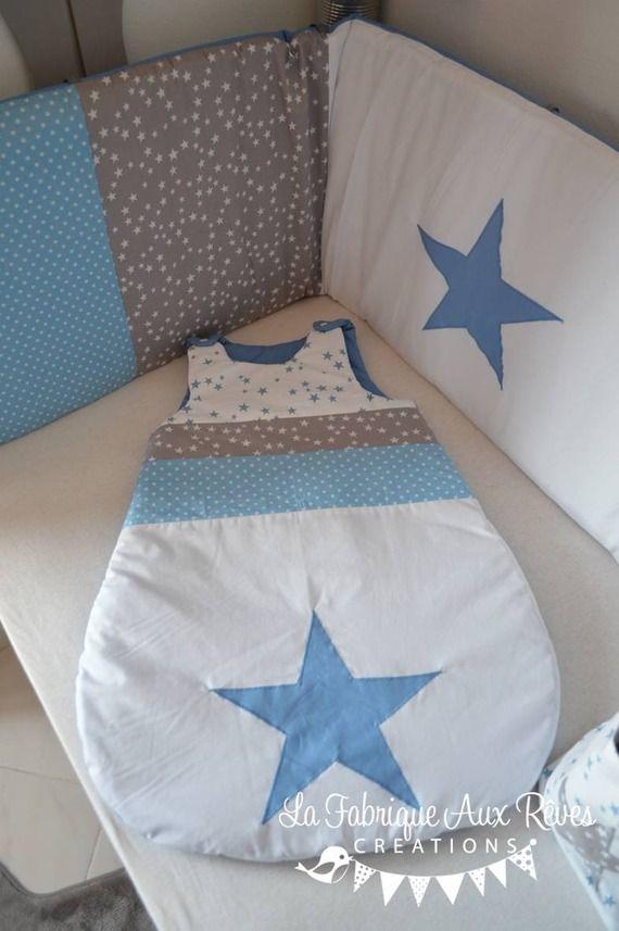 10 best Décoration chambre bébé bleu gris blanc images on Pinterest - chambre bleu gris blanc