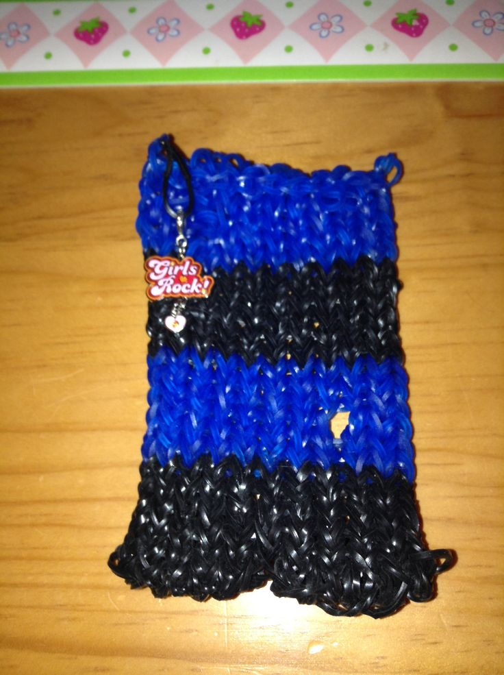 I pod touch 5 rainbow loom case now selling for $6.00