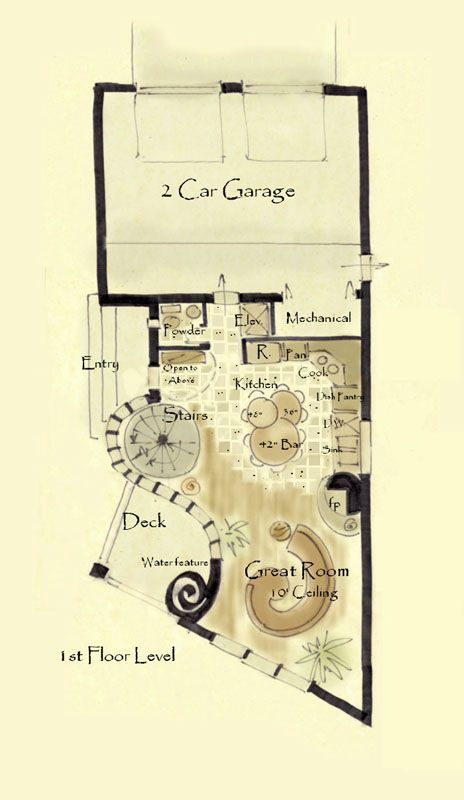 Earthship Home Floor Plans – Earthship Home Floor Plans
