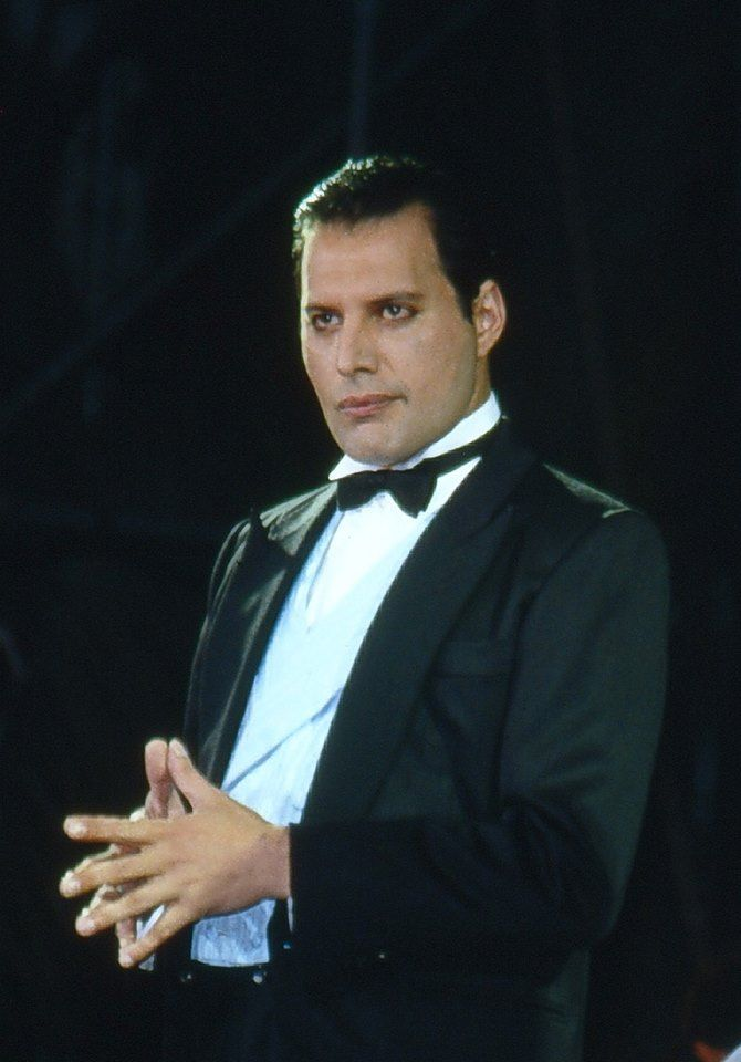 The most beautiful, Freddie Mercury
