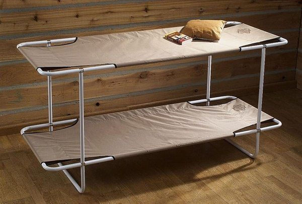 best camping cots tips ideas buyers guide bunk bed camping cot #CampingCot