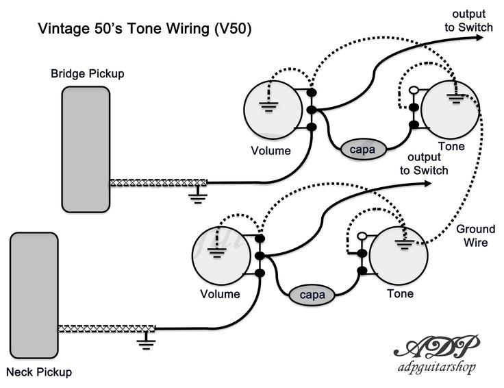 New Wiring Diagram for EpiPhone Les Paul Custom #diagram #
