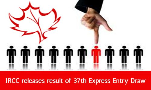 Immigration, Refugees and Citizenship Canada (IRCC) in the latest express draw issued permanent residence invitations to 773 candidates who secured 482 points.