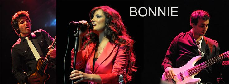 High voltage energy with Montevideo, Uruguay's BONNIE!