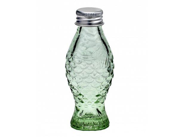 Botella 50 cl verde transparente