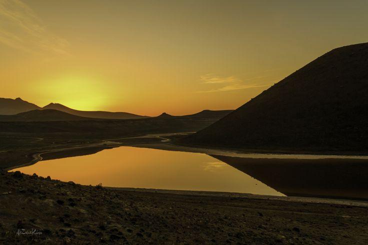 Meke crater lake - Meke Krater Gölü / Konya / Türkiye