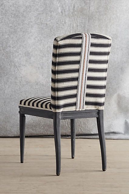 Best 25+ Striped dining chairs ideas on Pinterest | White ...