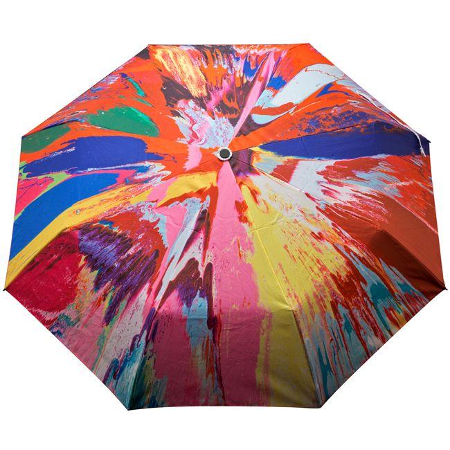 // damien hirst umbrella