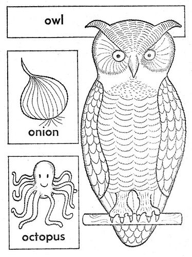 retro owl coloring pages | 14 best adult victorian coloring pages images on Pinterest ...