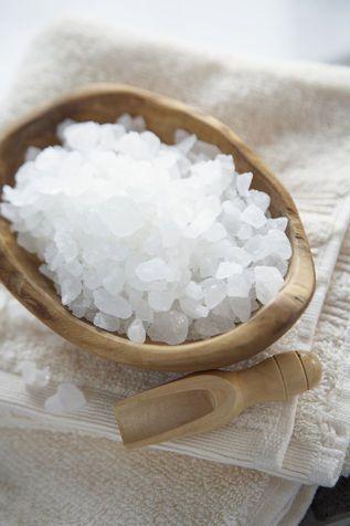 Pulire energeticamente: sale