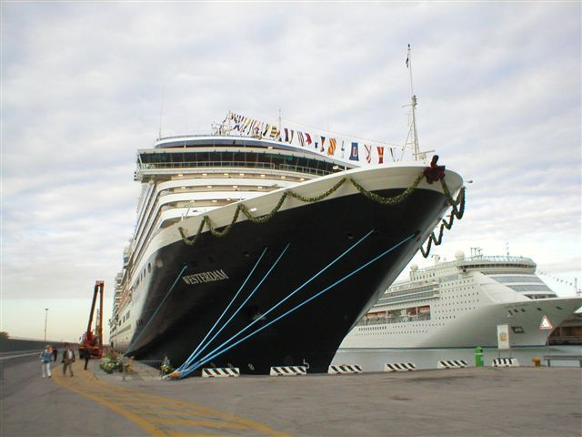 Best Cruise Ship Structured Cabling Networks Images On - How do cruise ships work