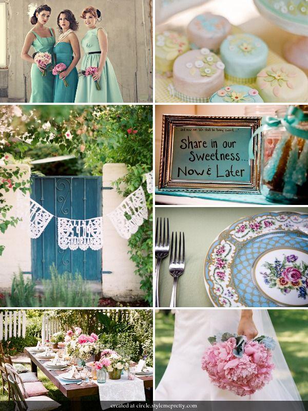 garden wedding reception ideas | Cheap Wedding Decorations Photograph | Cheap Wedding Recepti